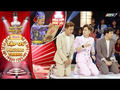 Thách thức danh hài 6 | Tập 5: Trường Giang, Trấn Thành bị thí sinh