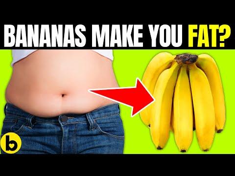 Дали бананите дебелеат или се одлична храна ако сакате да ослабите?