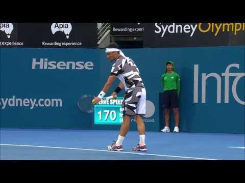 ATP Sydney, Australia