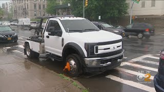 Tow Truck Driver Arrested For Trying To Repossess Cop's Car