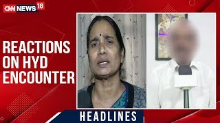 Reactions Pour In Over Hyderabad Disha Case Accused's Enco..