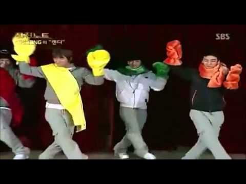 BIGBANG - Candy with Moon Hee Jun&Kim Gu Ra