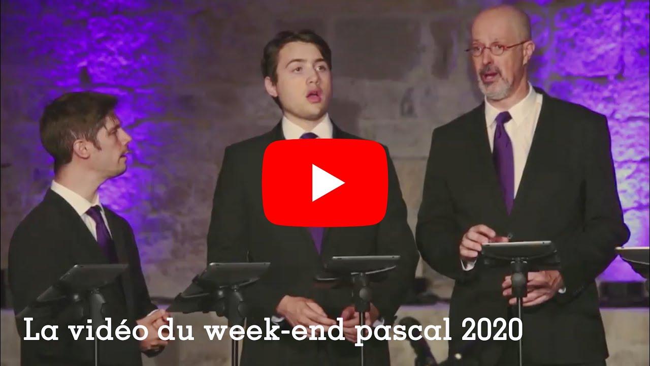 video La vidéo du week-end pascal des Voix Animées