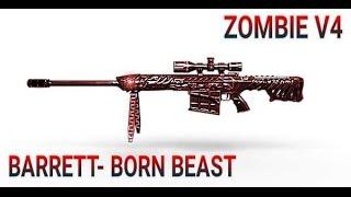 Bình Luận CF Mobile | 3Z Born Beast [VIP] Săn Zombie V4