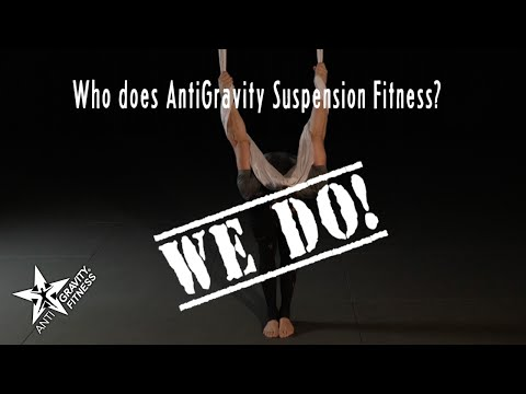 AntiGravity® Suspension Fitness with Epic MMA Club