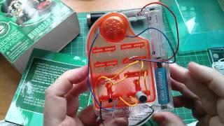 Dodgy Kit Build: Electronic Burglar Alarm with Bad Science