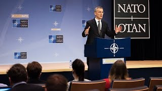 NATO Secretary General, Press Conference at Defence Ministers Meeting, 14 FEB 2018, 2/2
