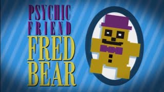 """Psychic Friend Fredbear"" by MatPat 