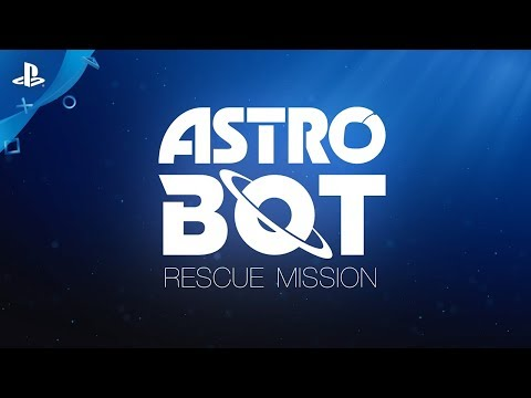 ASTRO BOT Rescue Mission Trailer