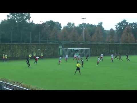 Hamburger SV - FC St. Pauli (U17 B-Jugend, Bundesliga Nord/Nordost) - Spielszenen | ELBKICK.TV