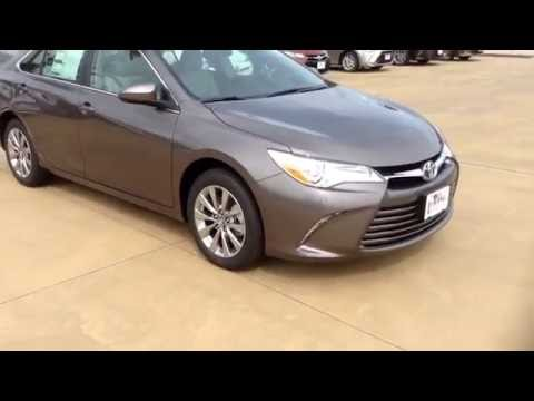 2016 Toyota Camry XLE at Loving Toyota