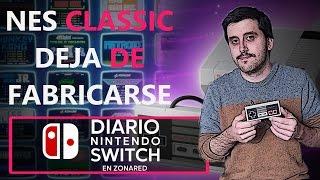 Diario NINTENDO SWITCH: NES Classic Mini deja de fabricarse, ¿por qué? | Tapados Nintendo Direct