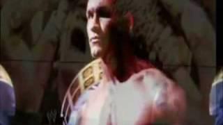 Randy Orton Ultimate Burn In My Light Tribute