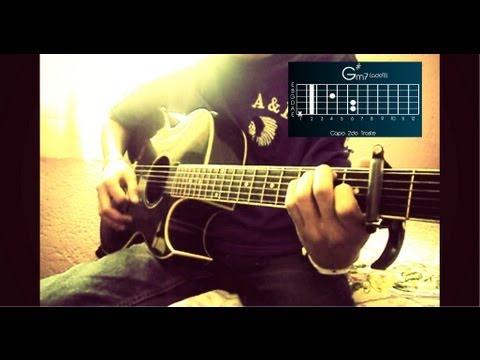 Sentado en su Trono (Tutorial-Guitarra)