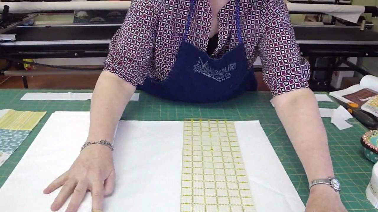 Make A Baby Quilt Part 2 Borders Bias Or Straight Cut