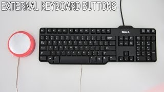 How to Make External Buttons for Your Keyboard