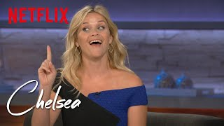 Reese Witherspoon Feels Like a Grown-Up (Full Interview) | Chelsea | Netflix