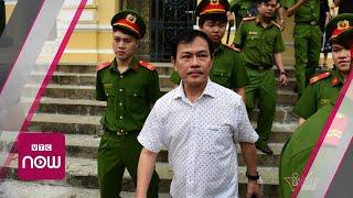 Tòa tuyên án, Nguyễn Hữu Linh vẫn chưa bị bắt