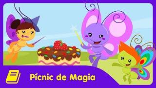 Gallina Pintadita Mini - Historieta - Pícnic de Magia