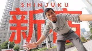 Top 10 Things to DO in SHINJUKU Tokyo   WATCH BEFORE YOU GO