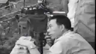 The Chinese PLA 40 Group Army 14 Reconnaissance Brigade in Vietnam battlefield captures captives (2)