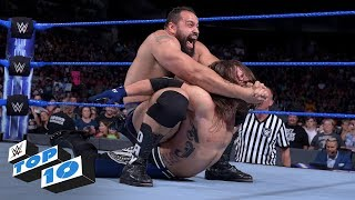 Top 10 SmackDown LIVE moments: WWE Top 10, July 4, 2018