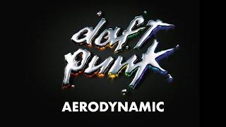 Daft Punk - Aerodynamic (Official audio)