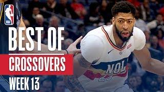 NBA's Best Crossovers | Week 13
