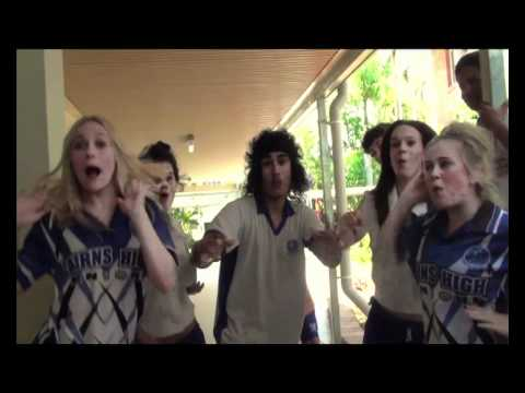 "Cairns High Sen10rs Lipdub ""We Go Together"""