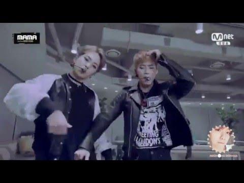 【 EXO MAMA 2015 - VCR + CMB  】