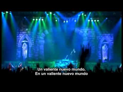 Brave New World - Iron Maiden (Subtitulos Español)