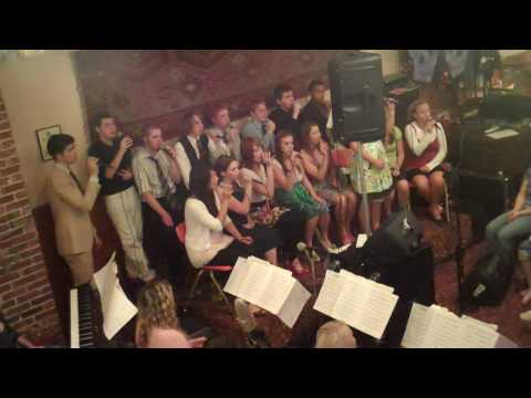 Butterfly - FHS Jazz Choir 2010