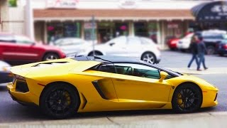😱 See what She did when She saw He has a Lambo!