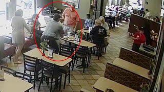 Čovjek se počeo gušiti u restoranu, ono što se zatim dogodilo vraća vjeru u ljude