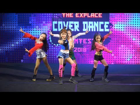 180211 KKIBB cover BLACKPINK - BOOMBAYAH @ The Explace Cover Dance 2018 (Final)