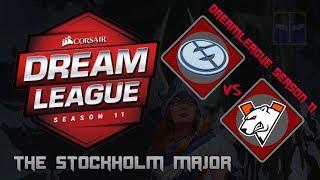 Evil Geniuses vs Virtus.Pro / Bo3 / DreamLeague Season 11 Stockholm Major  / Dota 2 Live