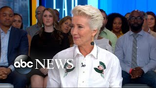 Emma Thompson says Stanley Tucci could have been her husband