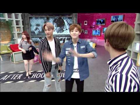 After School Club - EXO(Baek Hyun & Kai) - Behind Clip #2
