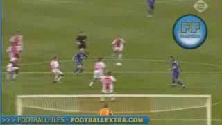 15/09/2004 - Champions League - Ajax-Juventus 0-1, gran gol di Nedved!