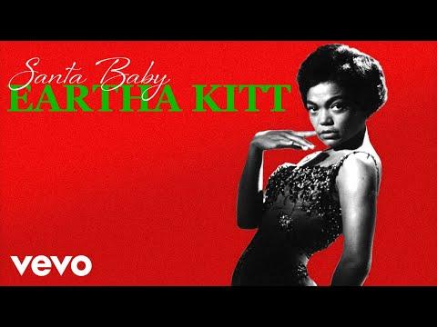Eartha Kitt - Santa Baby (Audio)