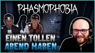 Den Abend genießen - Phasmophobia deutsch [🔴 LIVE]