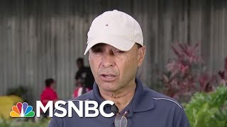 Representative Luis Gutierrez To President Donald Trump: 'Open Up The Heart' | AM Joy | MSNBC