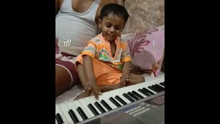 Music learning Child