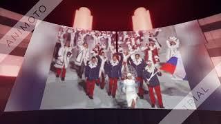 Khai mạc  thế vận hội mùa đông   2018   Tại HÀN QUỐC