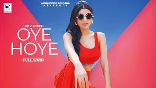 Oye Hoye – Ritu Bhaggi Video HD