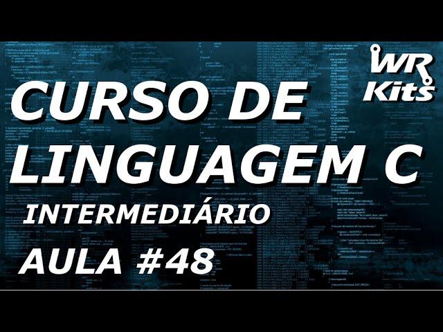 ESCREVENDO STRINGS EM ARQUIVOS | Linguagem C #048