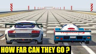 HOW FAR WILL THEY GO? #12 - BeamNG Drive Crashes