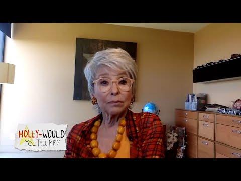 Rita Moreno on Kissing Marlon Brando and Elvis Presley   WWHL