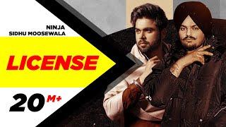 License – Ninja Punjabi Video Download New Video HD