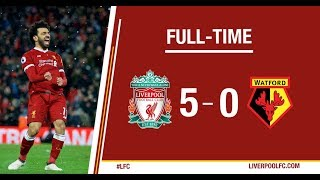 Liverpool vs Watford 5 0 All Goals & Highlights Extended 2018mp4
